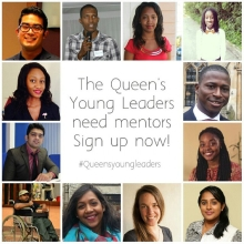 Do you have experience in healthcare or NGOs? Can you mentor our #Queensyoungleaders More http://bit.ly/1GaIJbU