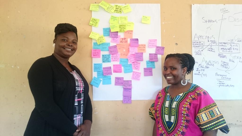 Restless Development - Zambia