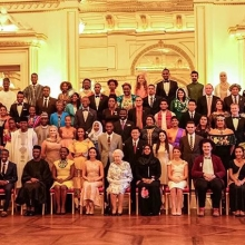 Congratulations to the #QueensYoungLeaders of 2016