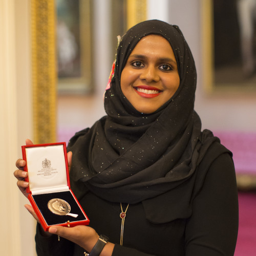A Look Back at Residential Week by Safaath Ahmed, Queen's Young Leader 2016